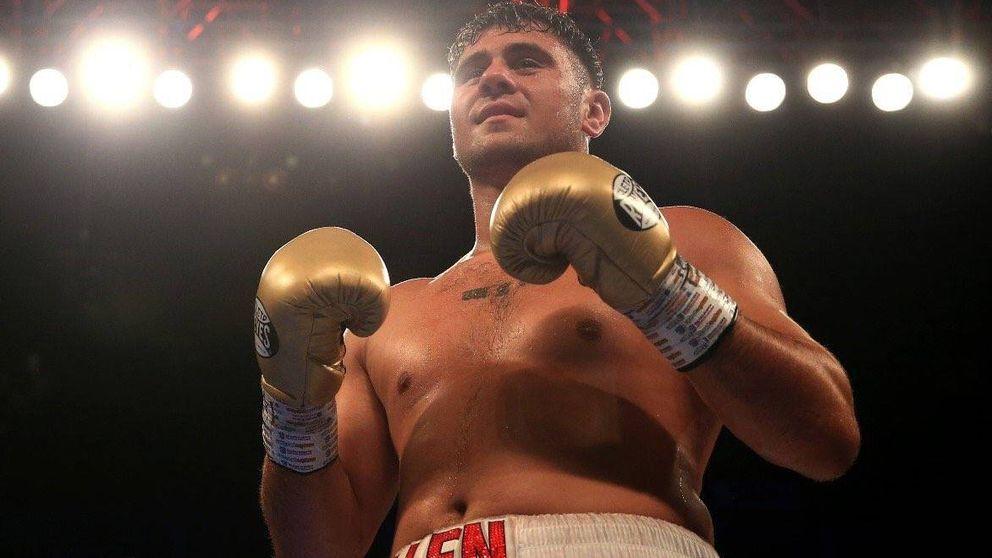 La historia detrás del KO del boxeador que no entrena para los combates