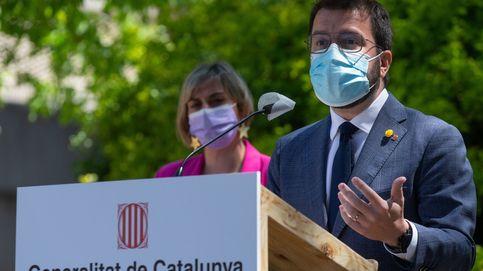 Aragonès propone un Govern en solitario con el compromiso de intentar alcanzar un pacto con Junts