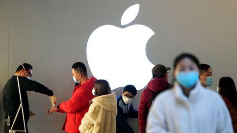 Apple envía paquetes a sus empleados en China con higienizante de manos y un iPad