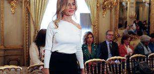 Post de Los dos looks más royal de Begoña Gómez pueden ser tuyos (descubre el precio)