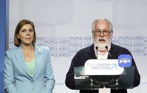 PP: dos millones menos de votos y sin balcón por falta de simpatizantes