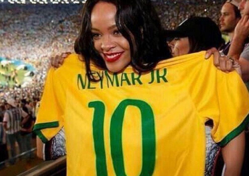 Twitter  Rihanna quiere comprar un club de fútbol 66d43258e2583