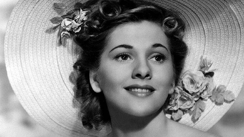Joan Fontaine, en 'Rebeca'. (CP)
