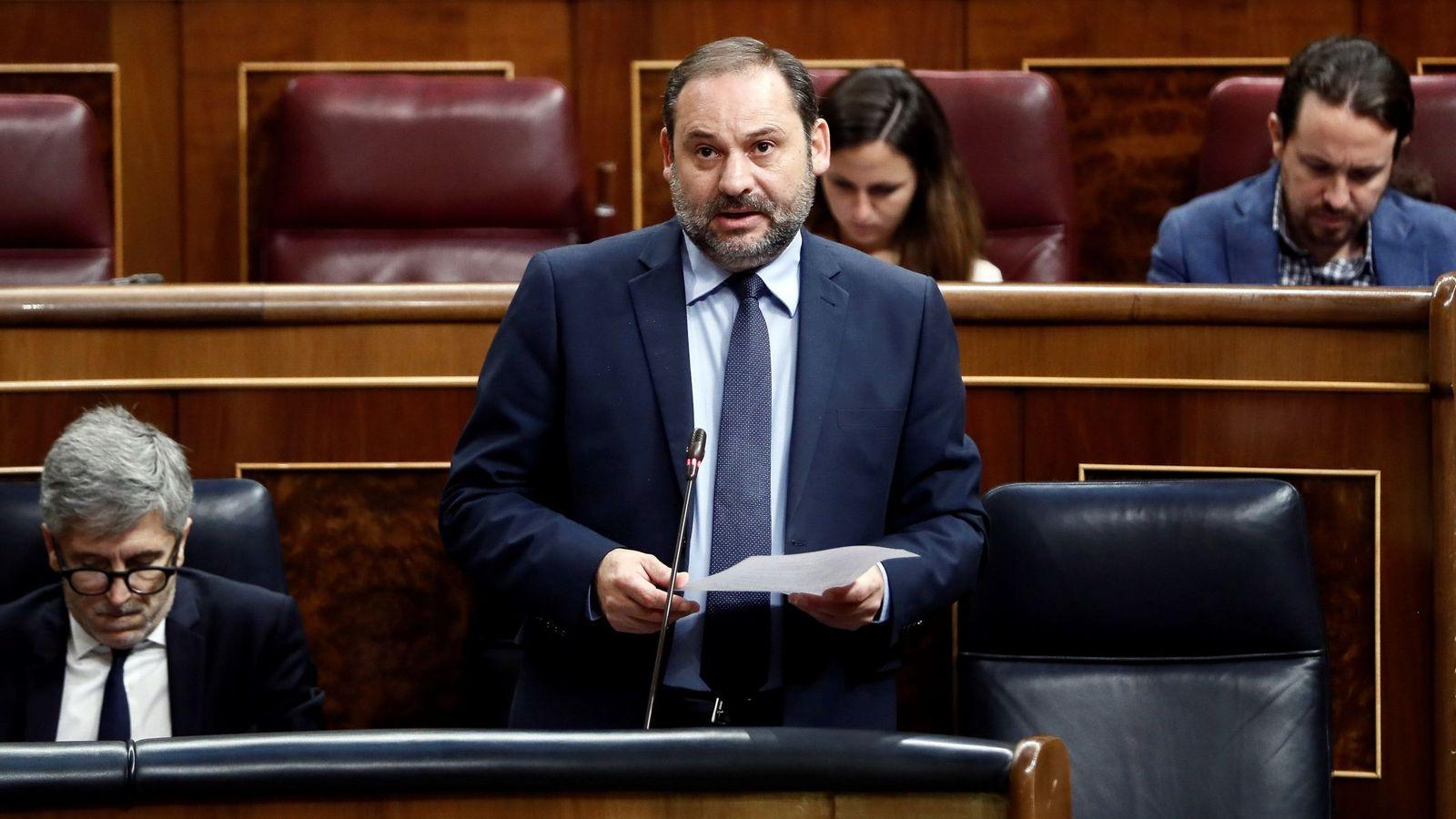 Foto: José Luis Ábalos, en una imagen de archivo. (EFE)