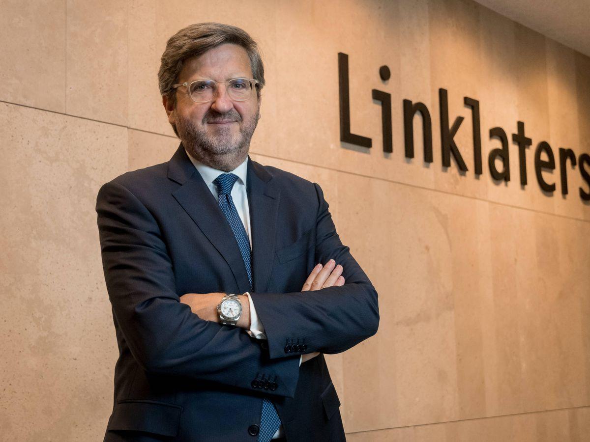 Foto: José Giménez, nuevo socio director de Linklaters en España.