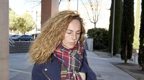 Rocío Carrasco llega a los juzgados para enfrentarse a Antonio Davis