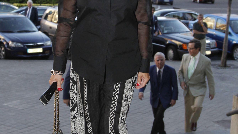 Foto: La periodista Marina Castaño, en una imagen de archivo (Gtres)