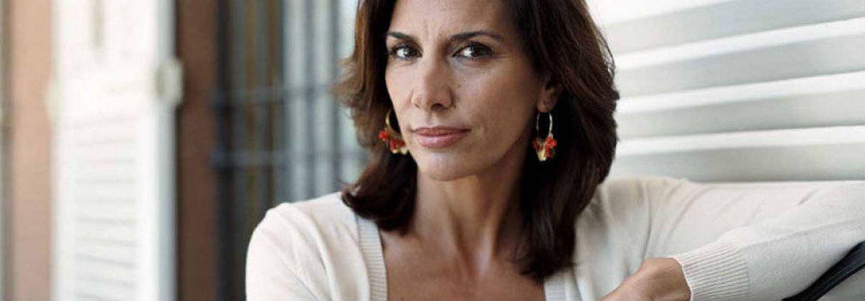 Pastora Vega protagonista de 'Entre olivos', la nueva ficción de Canal Sur