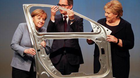 Brexit, Trump y Berlín: palos en las ruedas de la locomotora alemana