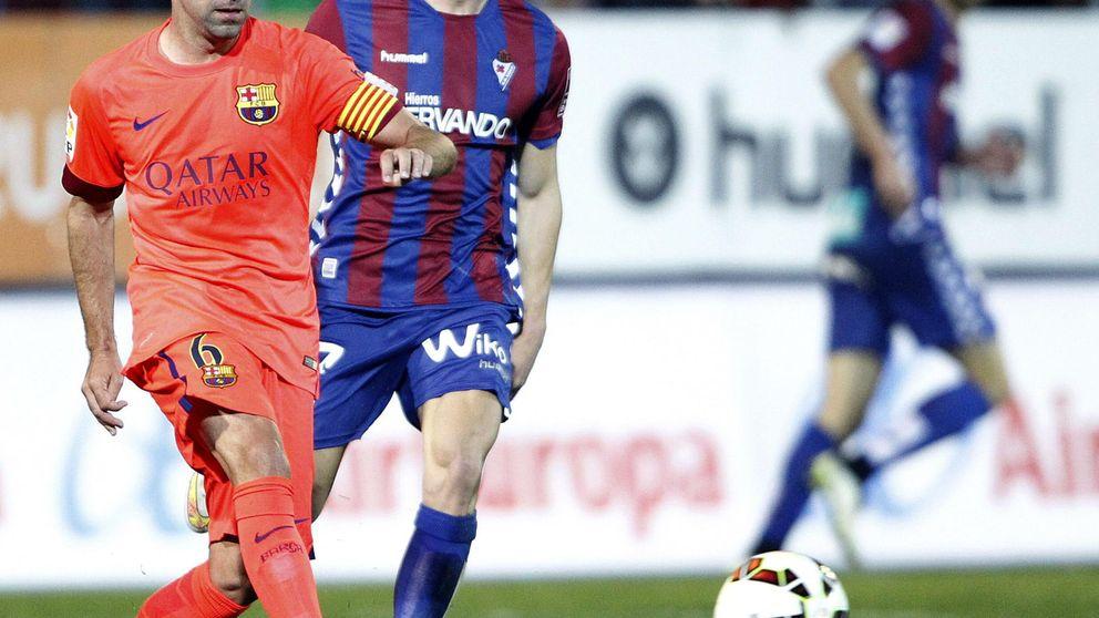 Xavi anunciará este jueves su marcha del FC Barcelona para irse a Qatar