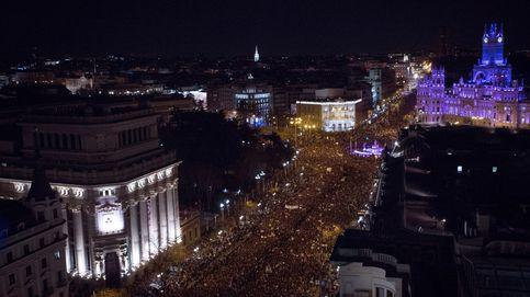 La huelga feminista y las manifestaciones del 8M, en imágenes: las mejores fotos y pancartas