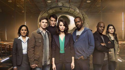 Audiencias USA: 'Timeless' regresa a NBC con mínimo histórico