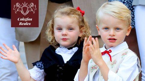 La exclusiva escuela infantil de Jacques y Gabriella de Mónaco, a 25.000 euros al año