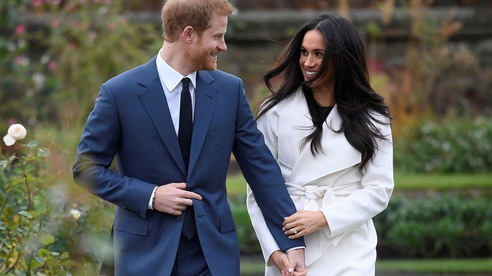 Ya hay fecha para la boda del príncipe Harry y Meghan Markle