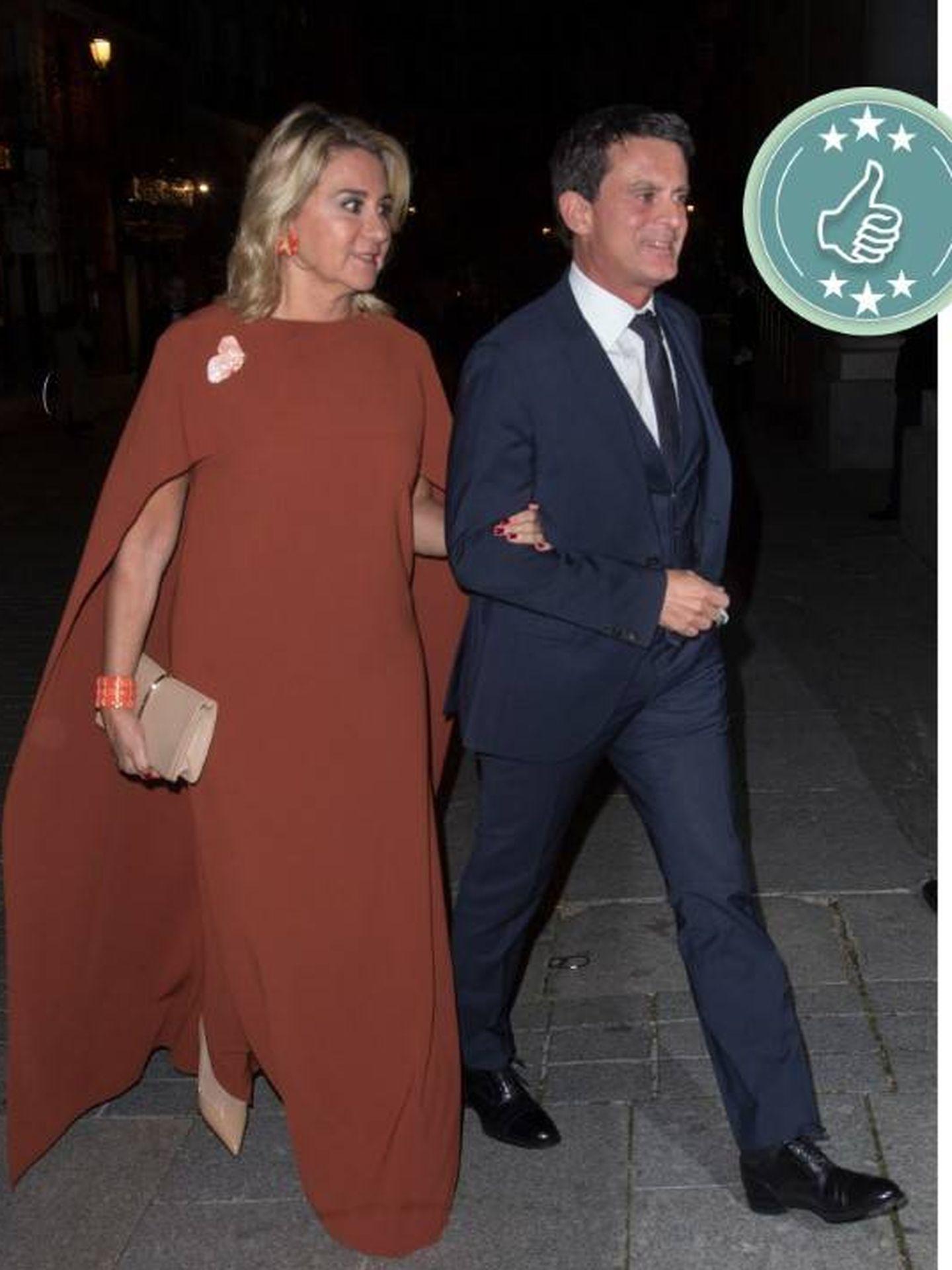 Susana Gallardo y Manuel Valls. (Vanitatis)