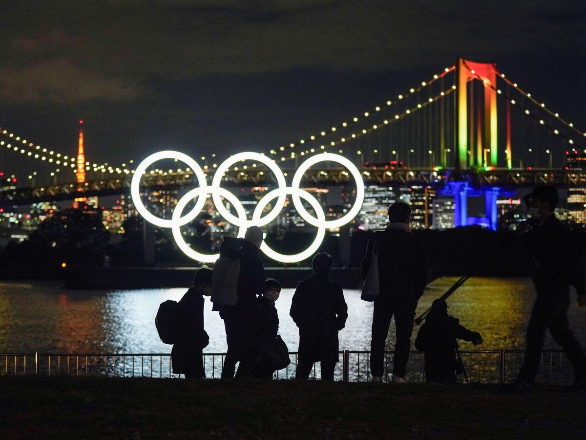 Foto: Juegos Olímpicos de Tokio. (EFE)