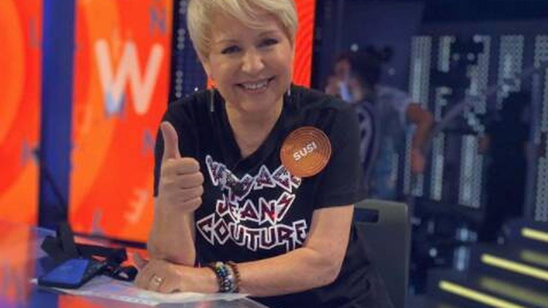 Susi Díaz: una 'top chef' solidaria, 'llorona' y con sus abuelas como referentes
