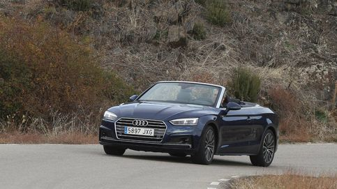 Audi A5 Cabrio, el gran deportivo con el que recibiremos menos multas