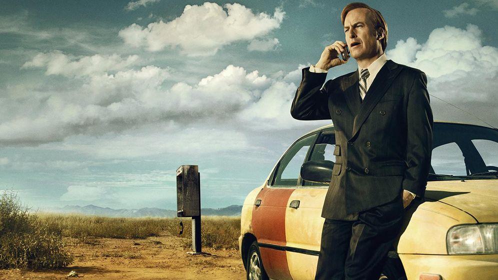 Foto: Bob Odenkirk en un fotograma de 'Better call Saul'.