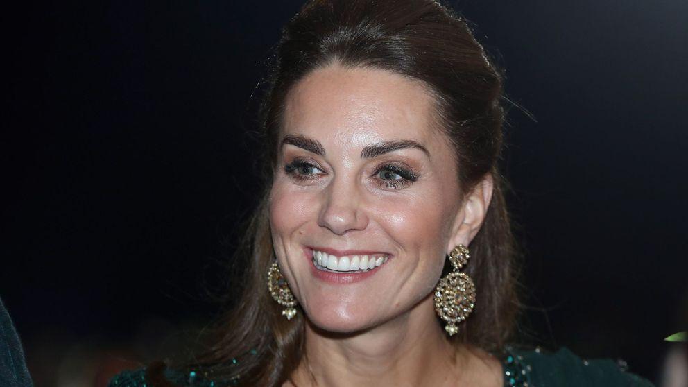 Kate Middleton, antes madre que 'royal', comprando disfraces para Halloween