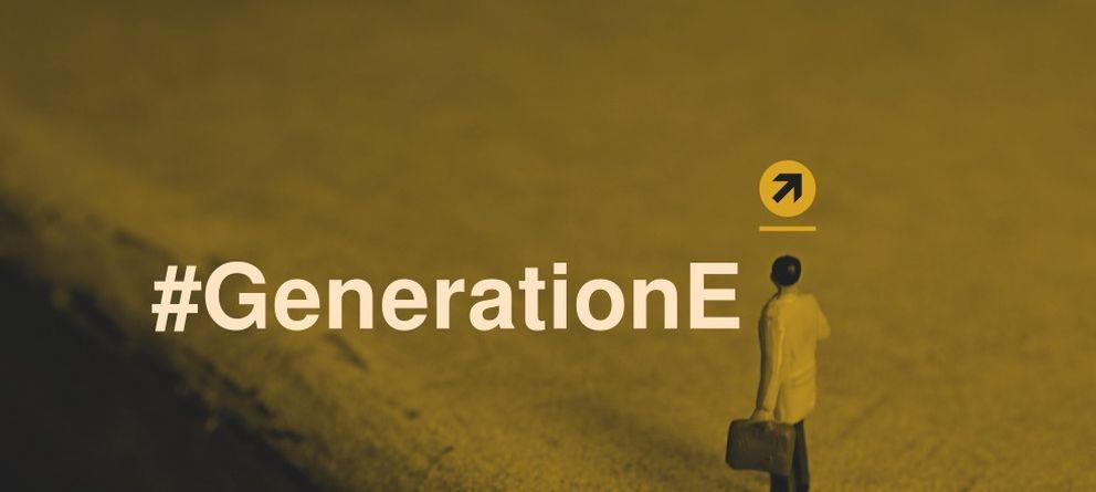 Foto: #GeneraciónE: ¿quiénes son y adónde van los jóvenes expatriados del sur de Europa?