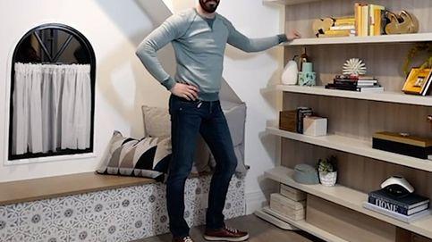 El secreto de Drew Scott para aprovechar al máximo el espacio de una habitación