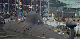 Post de Cuando el submarino estrella de la India se dañó... por una escotilla abierta