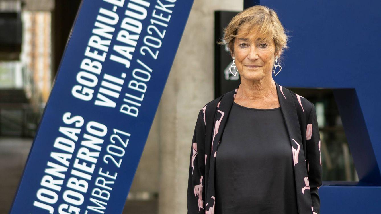 Foto: Victoria Ortega, presidenta del CGAE, durante las VIII Jornadas de Juntas de Gobierno que se celebraron del 8 al 10 de septiembre en Bilbao.