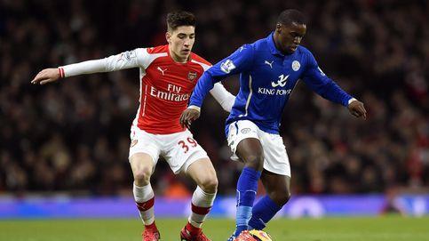 El Arsenal renueva al lateral español Héctor Bellerín hasta 2019