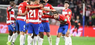 Post de Granada - Levante: horario y dónde ver en TV y 'online' La Liga