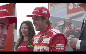 La sorpresa que Alonso se llevó en Nueva York