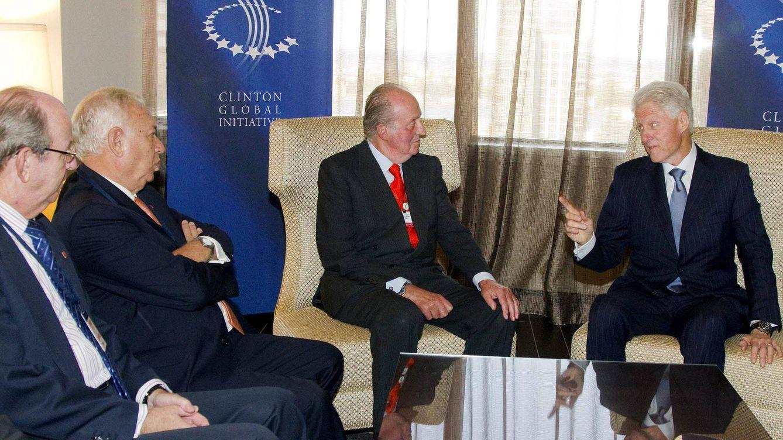La tensa visita de Juan Carlos I a la sede del 'New York Times': lo que no se ha contado