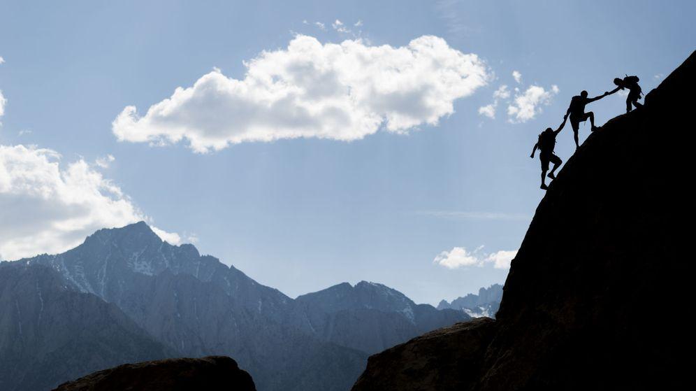 Foto: Al final de la escalada se encuentra el 1 de febrero. (iStock)