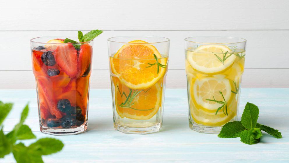 Bebidas saludables y caseras para refrescarte el verano