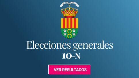 Resultados de las elecciones 2019 en San Vicente del Raspeig / Sant Vicent del Raspeig: el PSOE, por delante de Vox y  del PP