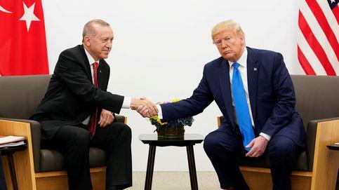 Trump ordena preparar sanciones a Turquía por su ofensiva en Siria contra los kurdos