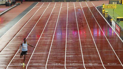 Makwala, el atleta que desafía a la gastroenteritis, la IAAF y el cronómetro
