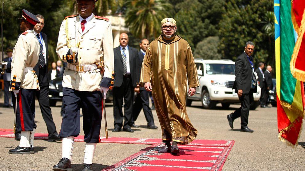 La peligrosa soledad de Mohamed VI ante la mayor crisis de su reinado