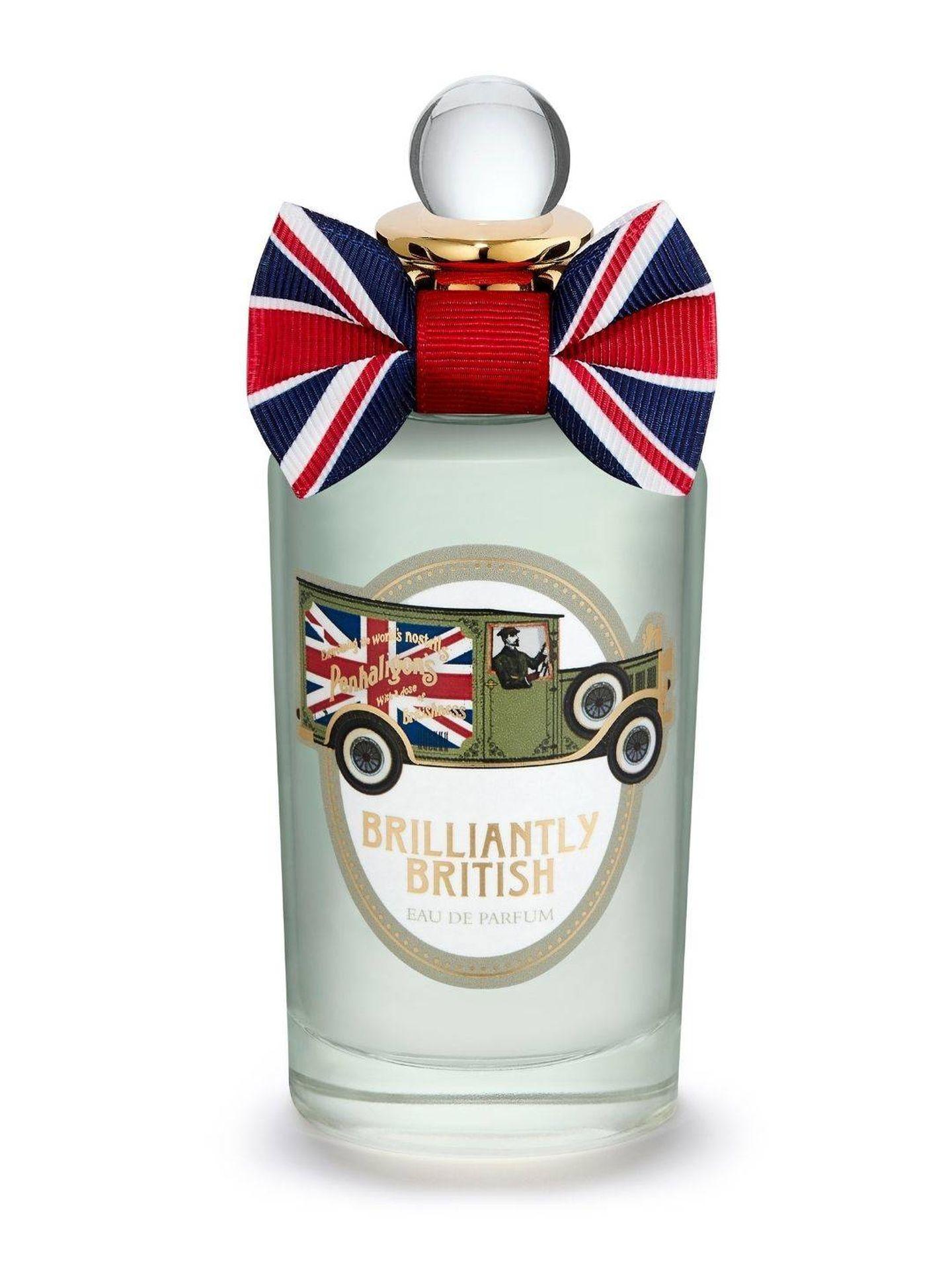 Eau de parfum Brilliantly British, de Penhaligon's (235 €). Con caramelo salado y lavanda helada.