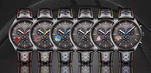 Post de Tissot homenajea a la NBA con su nueva colección de relojes