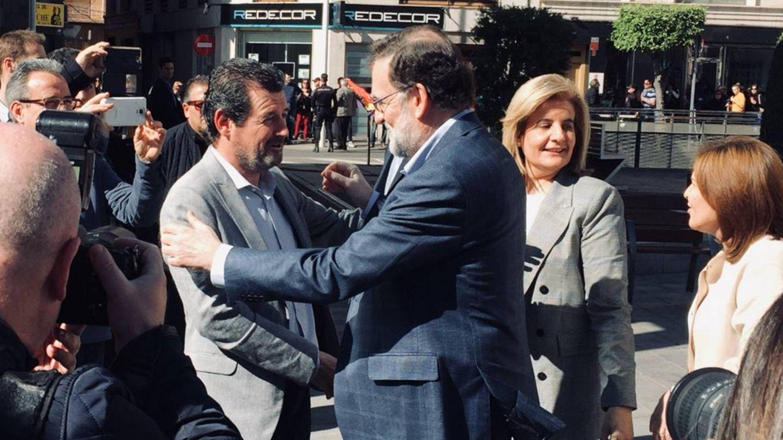 Rajoy se reivindica frente a Cs: Somos el principal partido de España, no aficionados