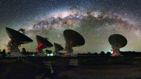 Una ráfaga de radio permite 'pesar' la materia que forma el universo