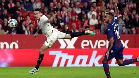 Lucas Ocampos, el último pelotazo del Sevilla y Monchi, multiplica su valor por tres