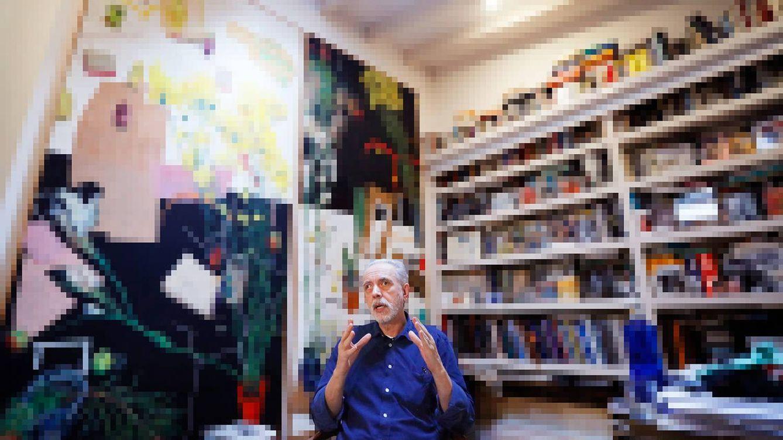 Foto: Fernando Trueba en su casa. (EFE/EC)