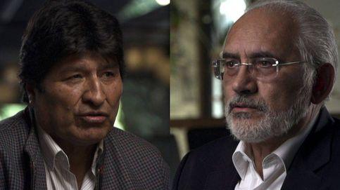 Gonzo se sienta con Evo Morales y Carlos Mesa para analizar las dos Bolivias