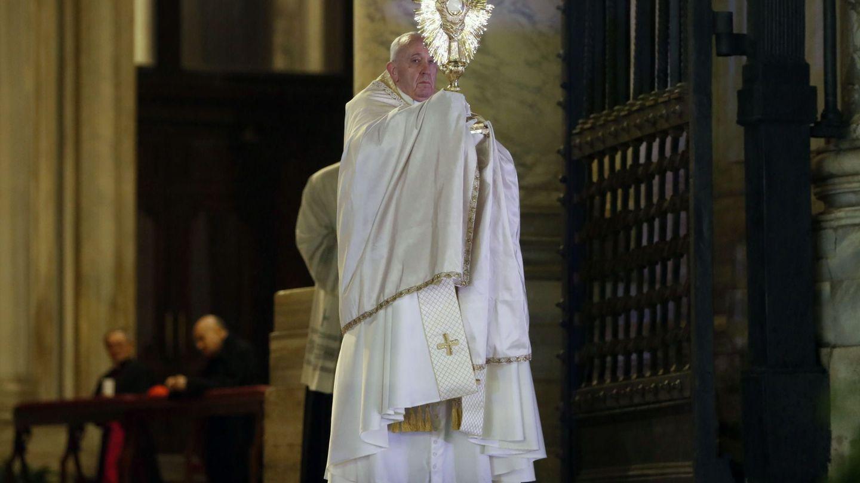 El Papa Francisco. (EFE)
