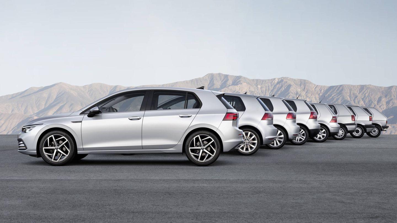 Los más de 30 millones de unidades vendidas desde 1974 definen bien el papel del Golf en el último medio siglo de la industria del automóvil. Para muchos, 'el coche'.