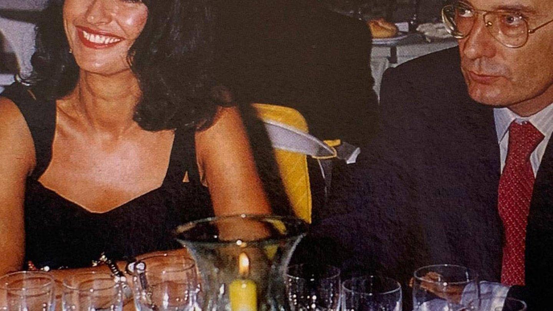 Marta Gayá, en la misma cena. (Cortesía revista 'Tiempo')