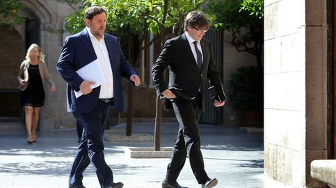 Puigdemont planea un órgano para el referéndum e implicar a Junqueras y ERC