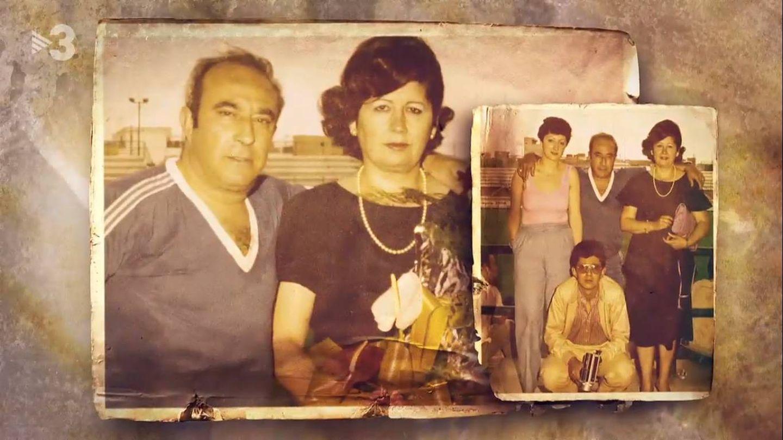 La familia Buenafuente Moreno. (TV3)